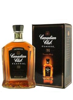 Restaurant Infos & Restaurant News @ Restaurant-Info-123.de | Canadian Club Classic Whisky 12 Jahre alt