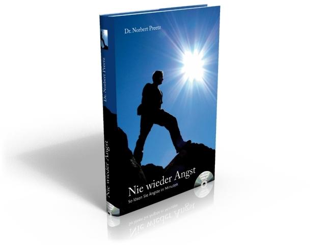 Medien-News.Net - Infos & Tipps rund um Medien | Buchtitel von NIE WIEDER ANGST.