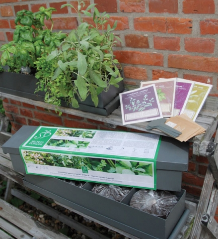 Shopping -News.de - Shopping Infos & Shopping Tipps | Kräuter-Garten-Set von Greenbop