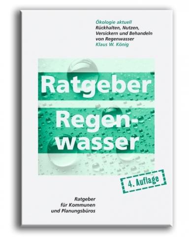 """Alternative & Erneuerbare Energien News: Der  """"Ratgeber Regenwasser"""" von Mall ist in seiner 4. Auflage mit erneut aktualisierten Themen der Regenwasserbewirtschaftung erschienen. (Mall GmbH)"""