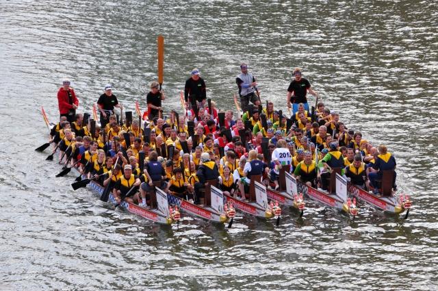 Sport-News-123.de | Parade der Finalisten