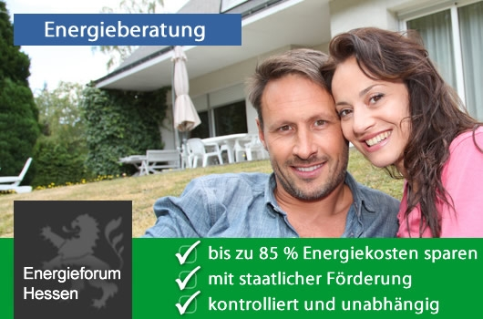 Alternative & Erneuerbare Energien News: Energieberatung für Hausbesitzer und Gewerbebetriebe im Großraum Frankfurt / Rhein-Main: Weitere Informationen gibt das www.energieforum-hessen.de