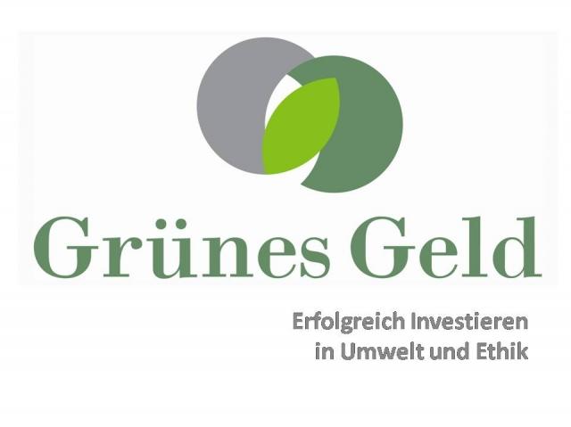 Alternative & Erneuerbare Energien News: Logo Grünes Geld