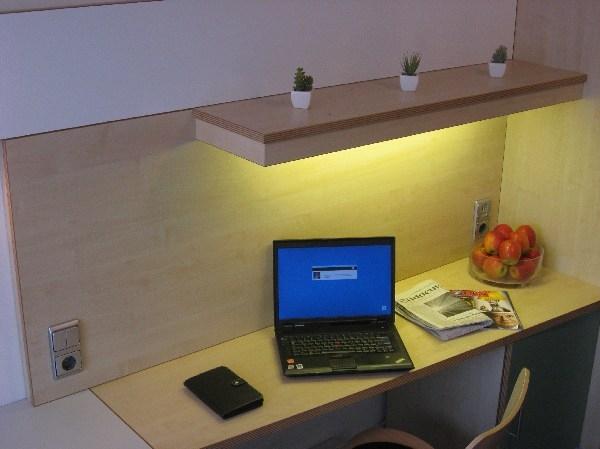 Restaurant Infos & Restaurant News @ Restaurant-Info-123.de | Einblick Apartment Boardinghouse München