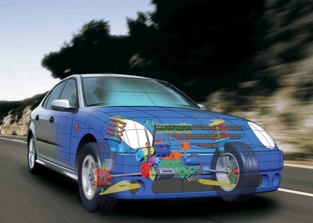 Hardware Infos & Hardware Tipps @ Hardware-News-24/7.de | Modell eines Autos