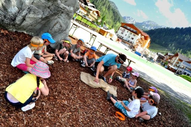 Hotel Infos & Hotel News @ Hotel-Info-24/7.de | Die Magic Moutains sind im Sommer immer in Zauchensee zu Gast, und bieten den Urlaubern ein unvergessliches Erlebnis.