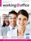 Berlin-News.NET - Berlin Infos & Berlin Tipps | Coverabbildung der aktuellen Ausgabe 06/2012 der Fachzeitschrift working@office