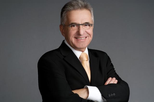 BDWi-Präsident Werner Küsters