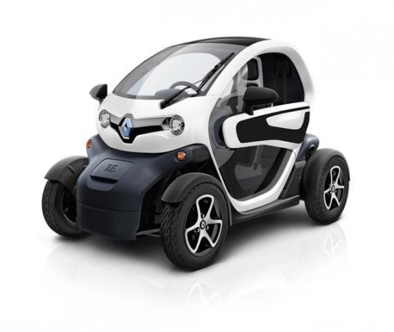 Alternative & Erneuerbare Energien News: Sommerflitzer Renault Twizy