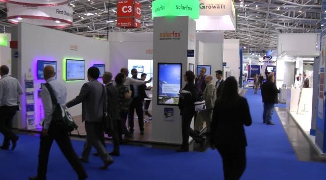 Alternative & Erneuerbare Energien News: Intersolar 2012