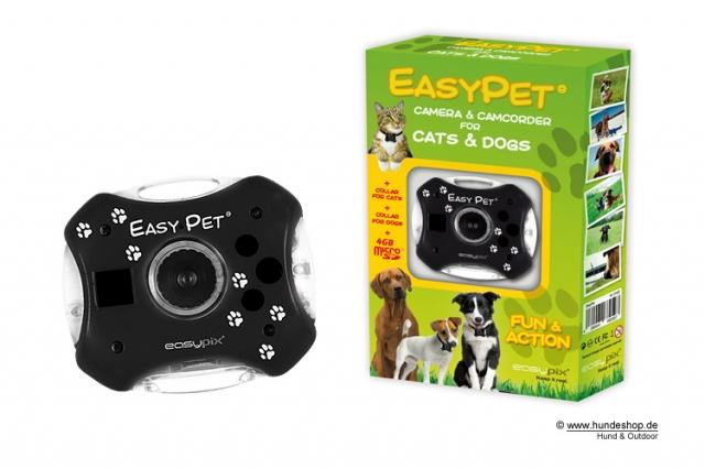 Shopping -News.de - Shopping Infos & Shopping Tipps | EasyPet Kamera für Hunde und Katzen