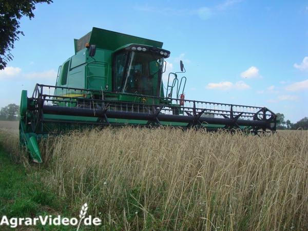 Agrarvideo DVD: Moderne Landtechnik im Einsatz