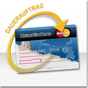 Stuttgart-News.Net - Stuttgart Infos & Stuttgart Tipps | Daueraufträge mit den Prepaid MasterCard Konten