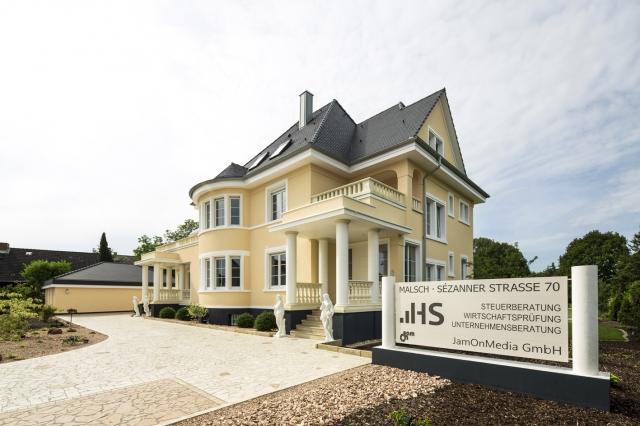 Haussanierung: | Villa Sutterer in Malsch