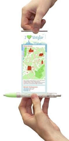 News - Central: Der Info-Pen für Wetzlar