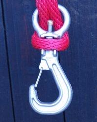 Sport-News-123.de | Produkttest auf Mit-Pferden-reisen.de: The Safe Clip
