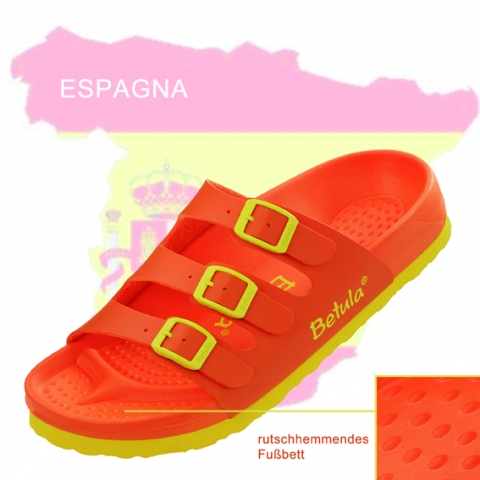 News - Central: Modell Cassata mit rutschhemmendem Fußbett