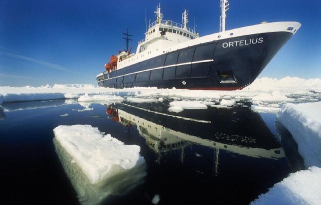 fluglinien-247.de - Infos & Tipps rund um Fluglinien & Fluggesellschaften | Die MS Ortelius hat die Eisklasse 1A
