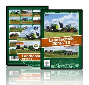 Landwirtschaft News & Agrarwirtschaft News @ Agrar-Center.de | DVD: Landtechnik 2012/13 Teil 2