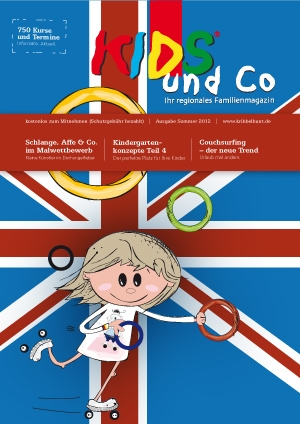 Familienmagazin KIDS und Co ab Herbst 2012 auch in Berlin