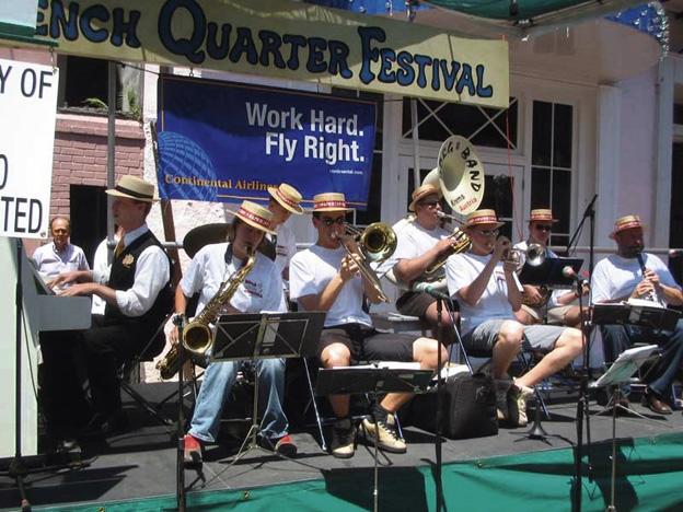 Rom-News.de - Rom Infos & Rom Tipps | Die New Orleans Dixielandband aus Österreich