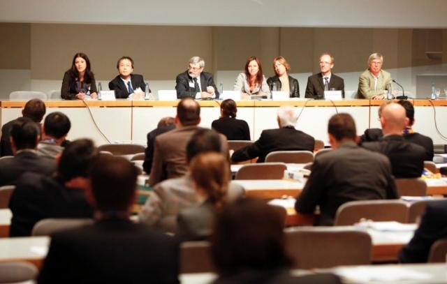 Afrika News & Afrika Infos & Afrika Tipps @ Afrika-123.de | Rückblick: Podiumsdiskussion bei einer der vergangenen Konferenzen