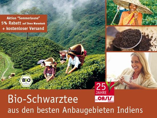 Asien News & Asien Infos & Asien Tipps @ Asien-123.de | Bio-Schwarztee aus den besten Anbaugebieten Indiens