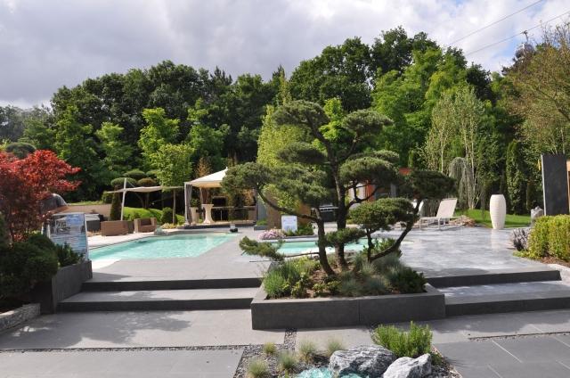 Indien-News.de - Indien Infos & Indien Tipps | Edle Pool- und Landschaftswelten auf der FLORIADE 2012