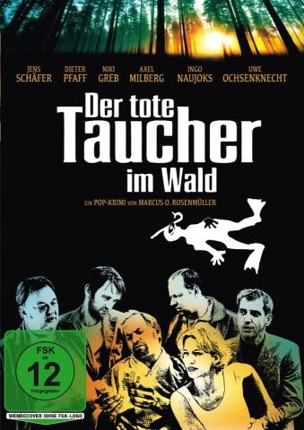 Medien-News.Net - Infos & Tipps rund um Medien | DVD Der tote Taucher im Wald