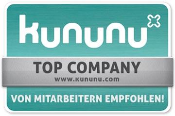 Duesseldorf-Info.de - Düsseldorf Infos & Düsseldorf Tipps | Top-Company Auszeichnung von kununu.com