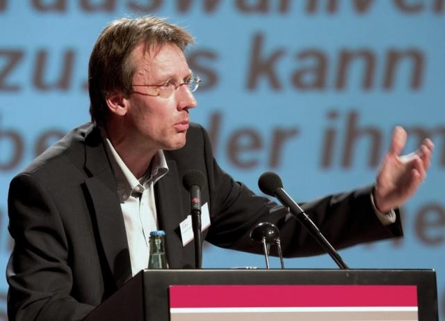 Einer der Redner auf dem 1. Deutschen Gläubigerkongress: RiAG Frank Frind (Amtsgericht Hamburg/ Insolvenzgericht & Vorstand BAKInsO)