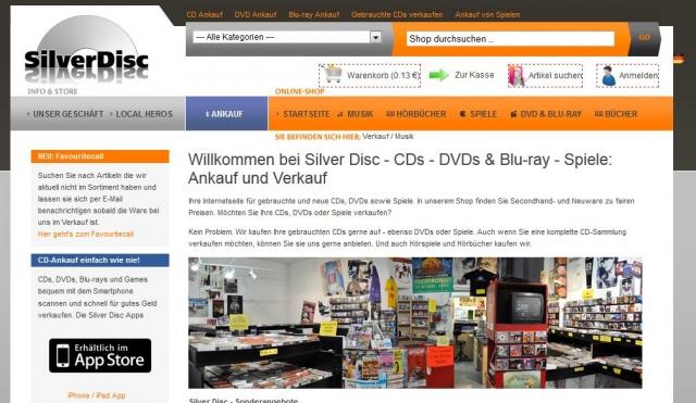 Berlin-News.NET - Berlin Infos & Berlin Tipps | Einfacher Ankauf von CDs per App