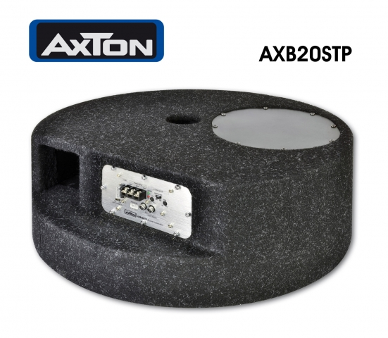 Radio Infos & Radio News @ Radio-247.de | Axton AXB20STP – Basskiste für die Reserveradmulde