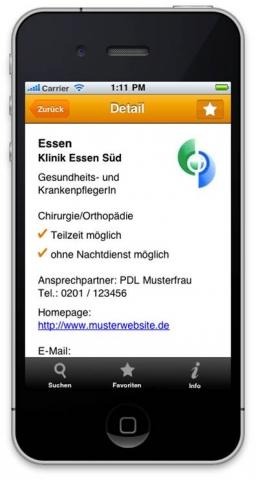 Duesseldorf-Info.de - Düsseldorf Infos & Düsseldorf Tipps | Die App für freie Pflegestellen