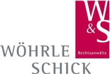 Kanzleilogo Wöhrle & Schick