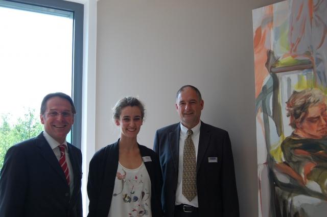 Wiesbaden-Infos.de - Wiesbaden Infos & Wiesbaden Tipps | Mercuri Urval Vice President Michael Güttes, Natascha Schmitten, Dr. Albert Nußbaum