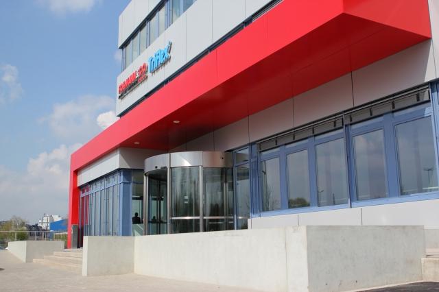 Europa-247.de - Europa Infos & Europa Tipps | Mehr Raum für Forschung, Entwicklung und Kommunikation bietet der Neubau von Follmann & Co. in Minden.