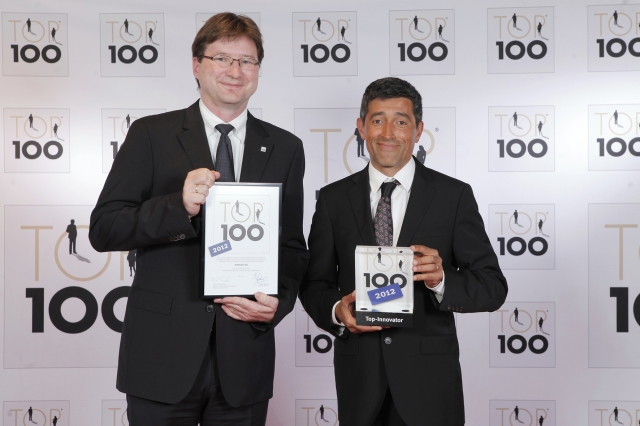 "Berlin-News.NET - Berlin Infos & Berlin Tipps | Ranga Yogeshwar ehrt die innovativsten Mittelständler/ Die Schleupen AG aus Moers zählt zu den ""Top 100"""