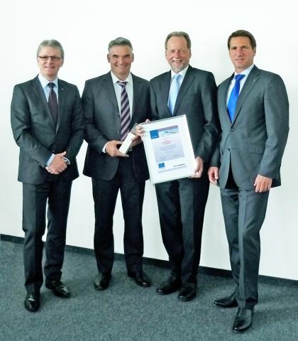 Niedersachsen-Infos.de - Niedersachsen Infos & Niedersachsen Tipps | Wertgarantie vergibt den Wertgarantie-Kundendienst-Award an BSH