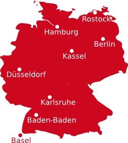 Duesseldorf-Info.de - Düsseldorf Infos & Düsseldorf Tipps | Deutschland kompensiert: Das Geschäftsstellen-Netz der DKG Deutsche Kompensationsgesellschaft mbH