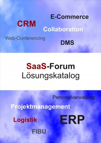 SaaS-Forum Lösungskatalog: mehr als 200 im deutschsprachigen Raum verfügbare Software-as-a-Service Lösungen