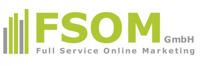 Rom-News.de - Rom Infos & Rom Tipps | Logo FSOM GmbH  - Full Service Online Marketing Agentur aus München