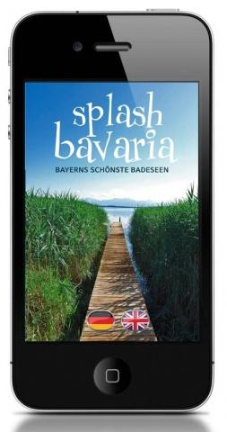 News - Central: Splash Bavaria, Bayerns schönste Badeseen um München