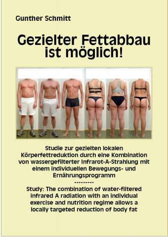 Cover: Gezielter Fettabbau ist möglich!