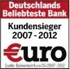 Auto News | ING-DiBa auch in 2012 zur beliebtesten Bank gekürt