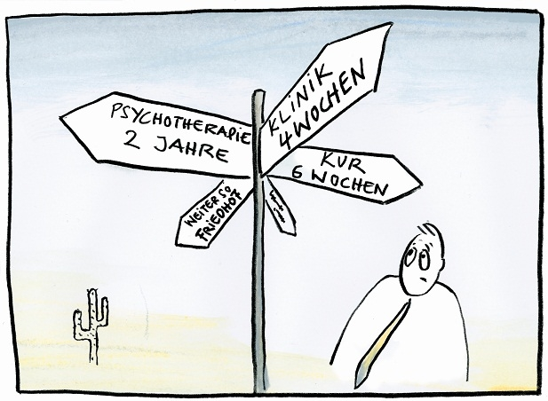 Baden-Württemberg-Infos.de - Baden-Württemberg Infos & Baden-Württemberg Tipps | Was tun, wenn die Stress-Symptome stärker werden?