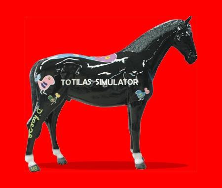 Auto News | Totilas-Simulator -  Pferde-Skulptur in Aachen