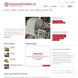 Oesterreicht-News-247.de - Österreich Infos & Österreich Tipps | Gaumenfreuden.at - Rezepte und Tipps rund um Essen und Trinken