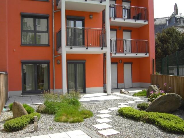 Auto News | Möblierte Wohnung in der Gartenansicht