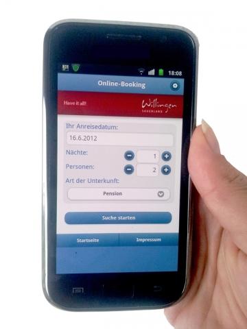 Brandenburg-Infos.de - Brandenburg Infos & Brandenburg Tipps |  Willingen ermöglicht Hotel-Onlinebuchung in Echtzeit